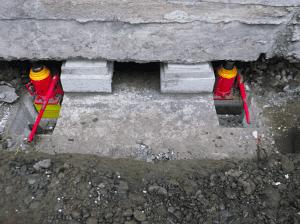 Concrete Slab Repair - Avondale