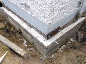 Concrete Foundation Repairs - Parklands