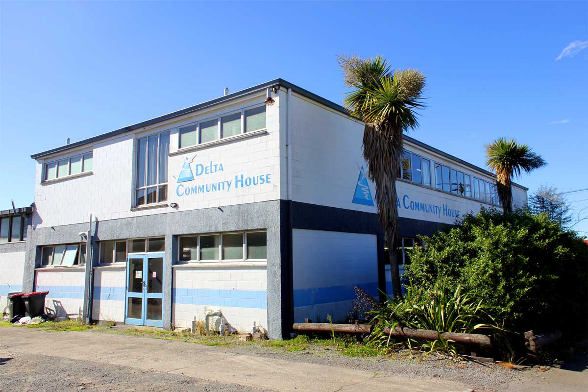 Free lift for Christchurch: Delta Community House