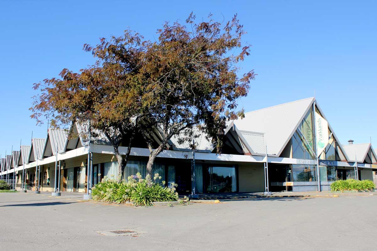Free Lift for Christchurch: Parklands Baptist Community Church
