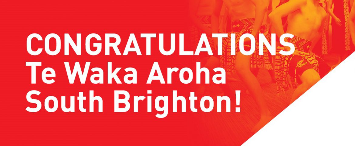 Congratulations to Te Waka Aroha on Their Success!